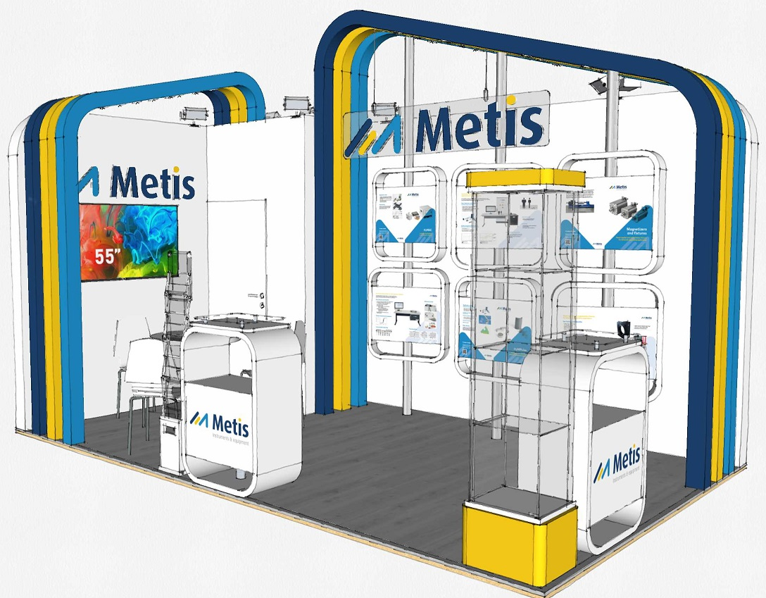 Metis at CWIEME 2020